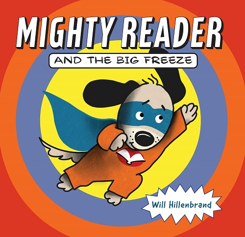 Mighty Reader and the Big Freeze Cover
