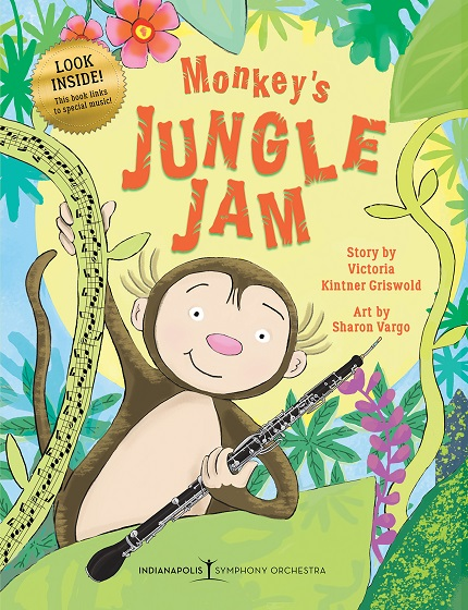 Monkey's Jungle Jam cover